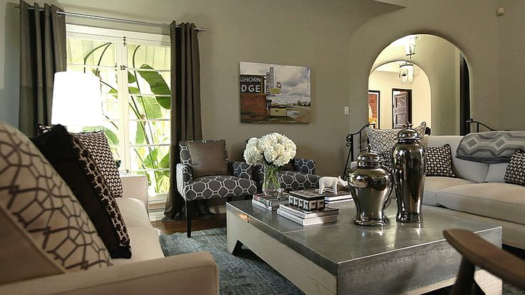 Small living room furniture ideas living room designs for Jeff lewis bedroom designs